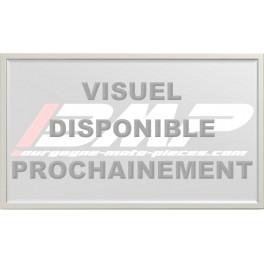 Bavette arriere avec eclairage et support plaque origine pour Suzuki GSXR 1000 2007/2008, K7/K8