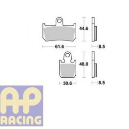 LMP439CRR Plaquettes de frein AP RACING