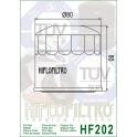 HF202 Filtre à huile Hiflofiltro