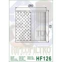 HF126 Filtre à huile Hiflofiltro