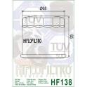 HF138 Filtre à huile Hiflofiltro