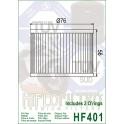 HF401 Filtre à huile Hiflofiltro