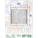 HF154 Filtre à huile Hiflofiltro *