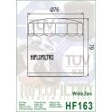 HF163 Filtre à huile Hiflofiltro