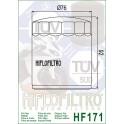 HF171B Filtre à huile Hiflofiltro