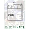 HF174C Filtre à huile Hiflofiltro