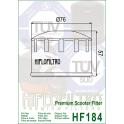 HF184 Filtre à huile Hiflofiltro