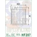 HF207 Filtre à huile Hiflofiltro
