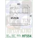 HF554 Filtre à huile Hiflofiltro