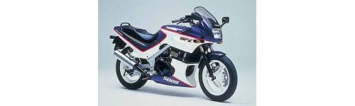500 GPZ S 1989-1992