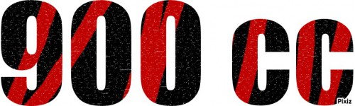 900cc