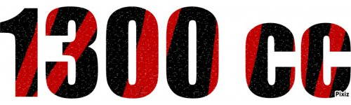 1300cc