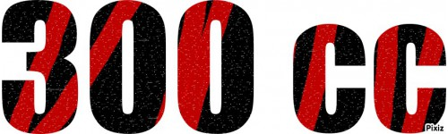 300cc