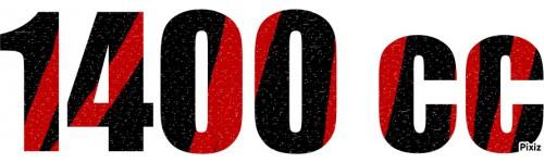 1400cc